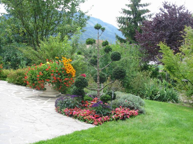 Spécialiste en créations de jardins - Thonon, Boege ...